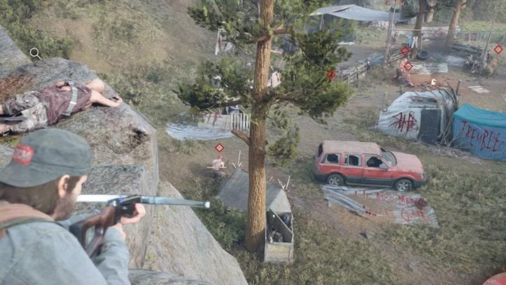 リッパーキャンプの攻略画像その3