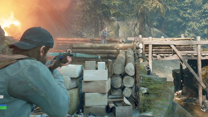 ホースクリークの野盗キャンプの攻略ポイントその3