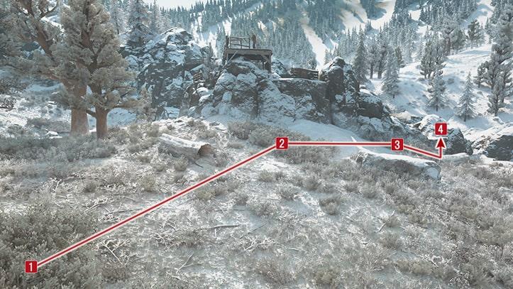 アナーキストキャンプの攻略ポイントその1
