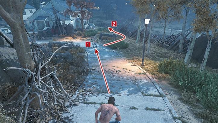 進み方の攻略画像その6