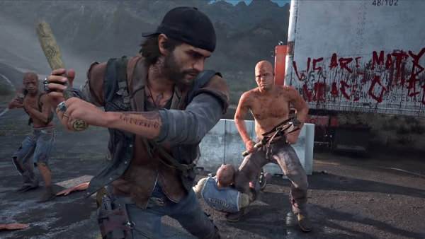 E3 2018に公開されたDays Goneの動画