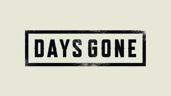 Days Goneのロゴ画像