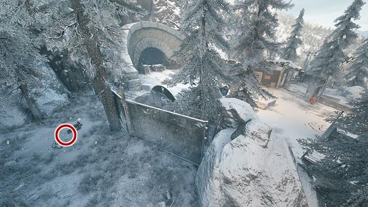 サンティアムトンネル・NEROの検問所のIPCAのパーツの入手場所