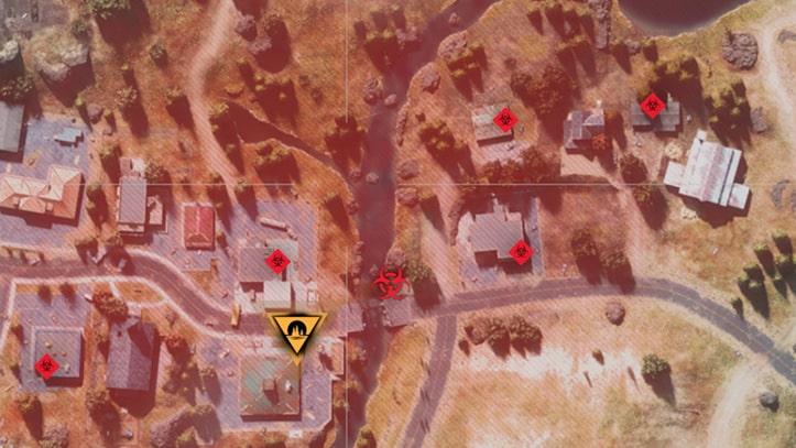フリーカーの巣の場所の画像
