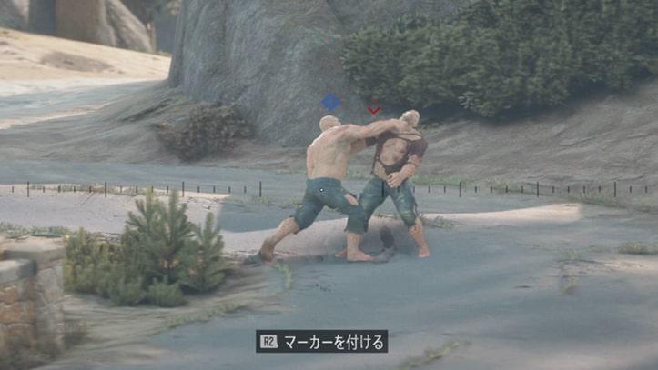 錯乱ボルトでブレイカー同士を戦わせてる画像