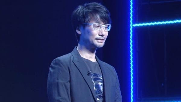登壇した小島秀夫監督