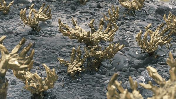 カイラル結晶の画像