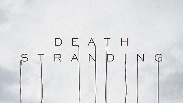 Death Strandingのロゴ画像
