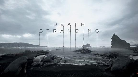 Death Strandingのロゴ