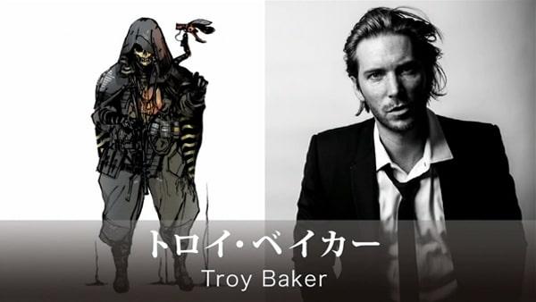 トロイ・ベイカー