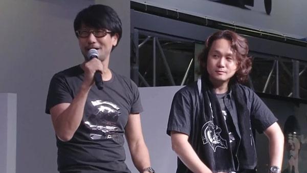 小島秀夫、新川洋司