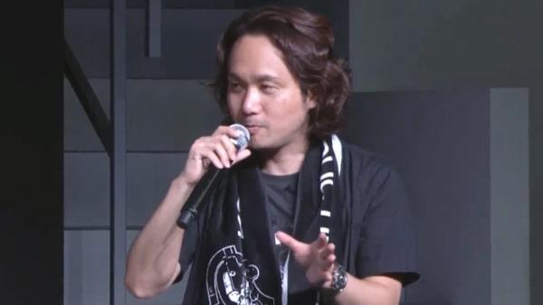 新川アートディレクター