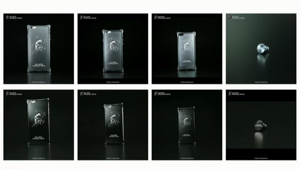コジマプロダクションのiPhoneケースグッズ