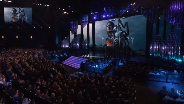 The Game Awards 2017のDeath Stranding