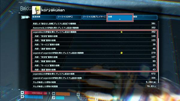 ゲーム攻略マン・koryakumanの依頼実績画像