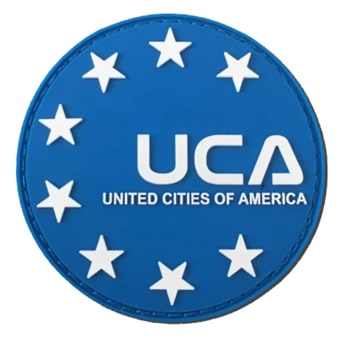 UCA(United Cities of America)のロゴ