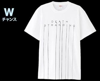 小島秀夫監督直筆のサイン入りTシャツ