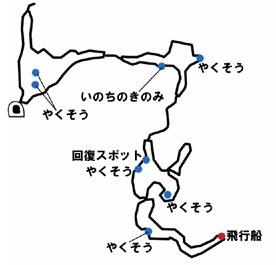 密林マップ