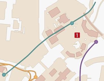 謎が彩るリーストロ公園・広場のサブクエストマップ