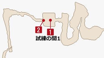 FF15 エピソード・グラディオラスの攻略マップPart2