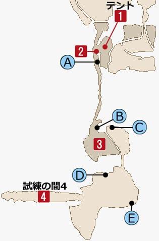 FF15 エピソード・グラディオラスの攻略マップPart7
