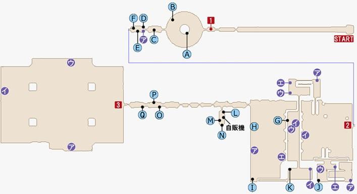エピソード プロンプト-研究所マップ