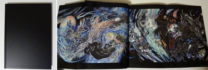 アートブック・THE ART OF FF15