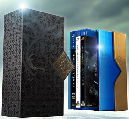 Film Collections Box FINAL FANTASY XVの特製収納BOX