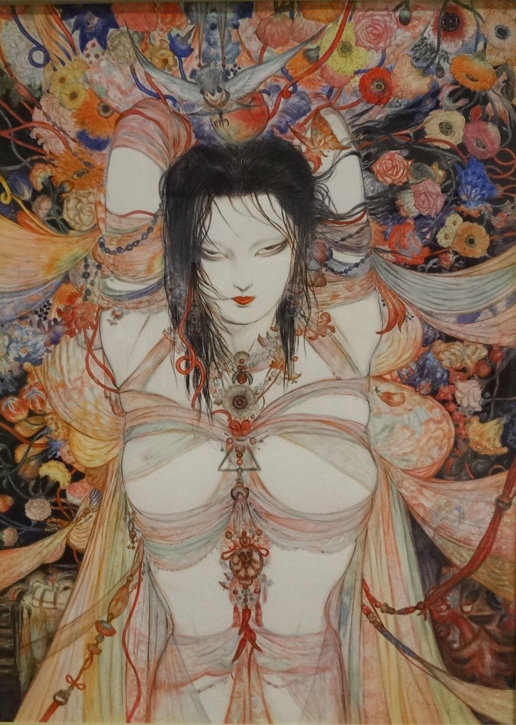 作品『花と蛇』