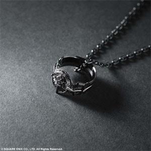 FINAL FANTASY XV シルバーペンダント 光耀の指輪