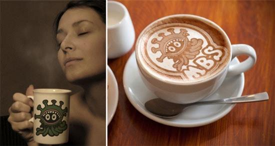 モルボル君コーヒー