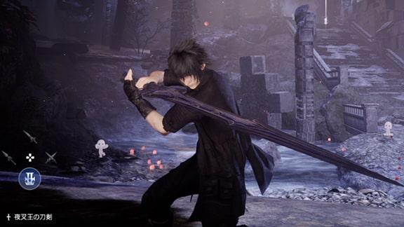 夜叉王の刀剣の画像