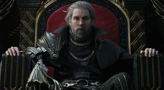 老いたレギス国王の画像