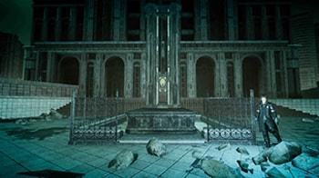 王家の墓の撮影方法