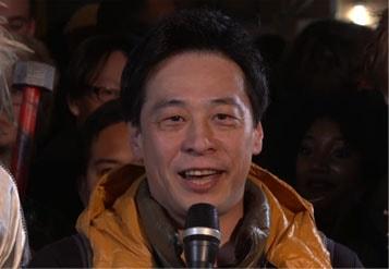 田畑端ディレクター