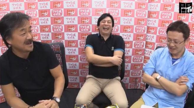 田畑ディレクターがFF2を途中で投げ出した件を語る坂口博信氏