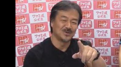 FFの生みの親・坂口博信氏