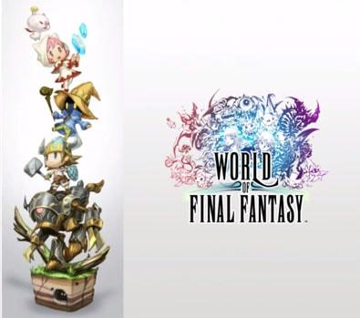 ワールド オブ ファイナルファンタジーのタワーシステム