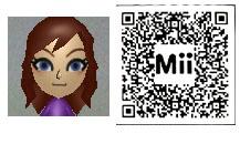 ジェシカ・シェラワットのMii(QRコード)