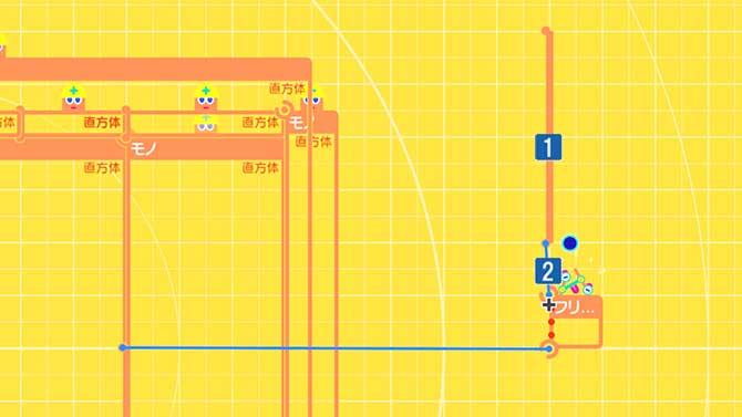 扉のモノノードンの設定と連結方法