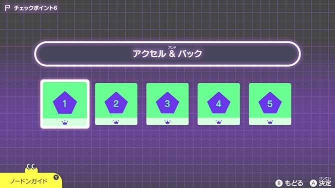 はじめてゲームプログラミングのチェックポイント6の出題シーン