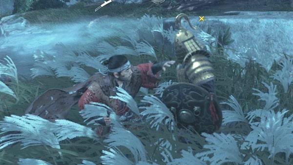 敵陣の隊長を倒せ