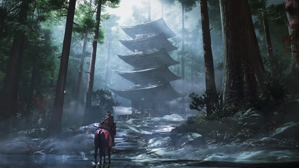 Ghost of Tsushimaの時間や天候