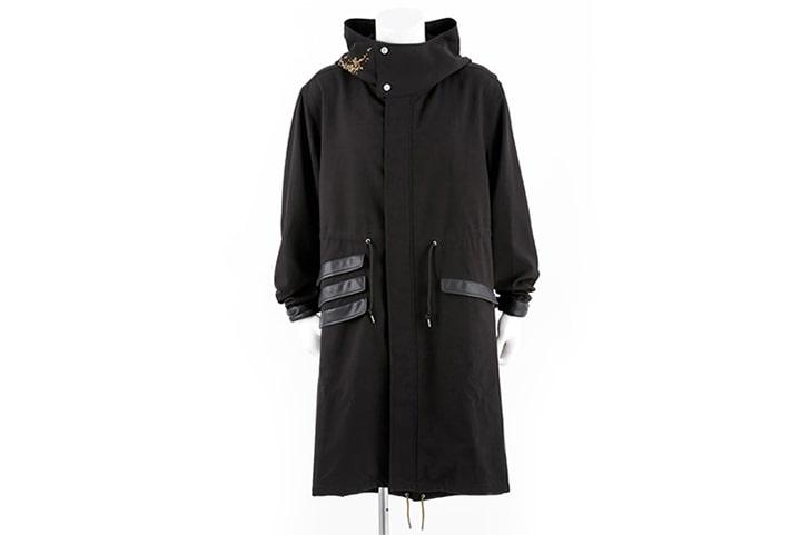ゴーストオブツシマデザインのコート