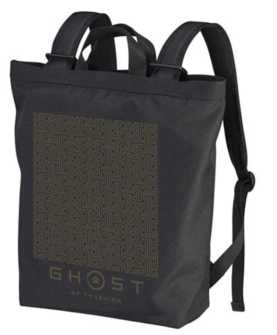 ゴーストオブツシマデザインデザインのバックパック