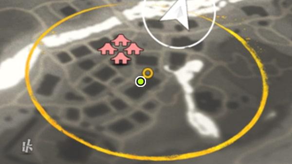 鍛冶場に火をの攻略マップ