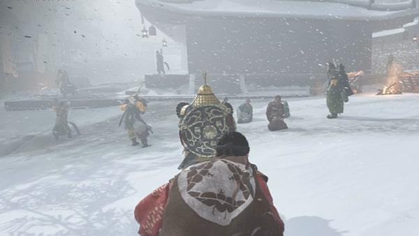 城岳寺の攻略ポイントその1