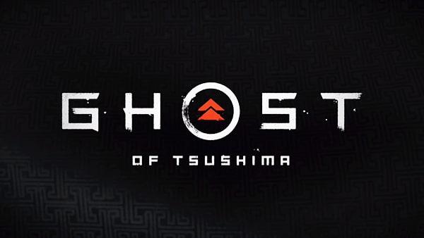 Ghost of Tsushimaのロゴ画像