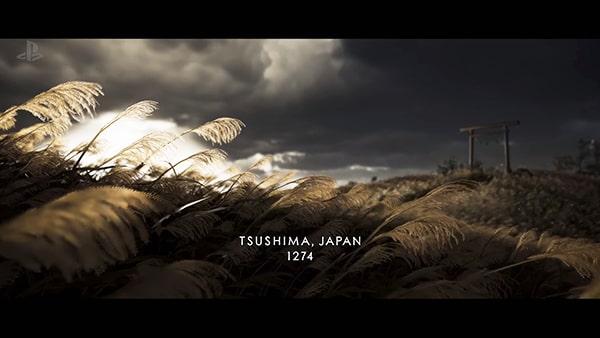 Ghost of Tsushimaの舞台は1274年