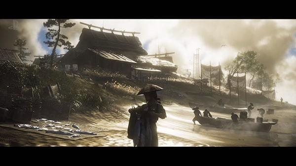 ゴーストオブツシマの日本風景